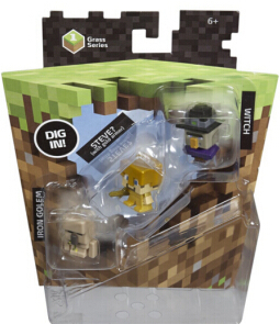 mini figuer minecraft 3