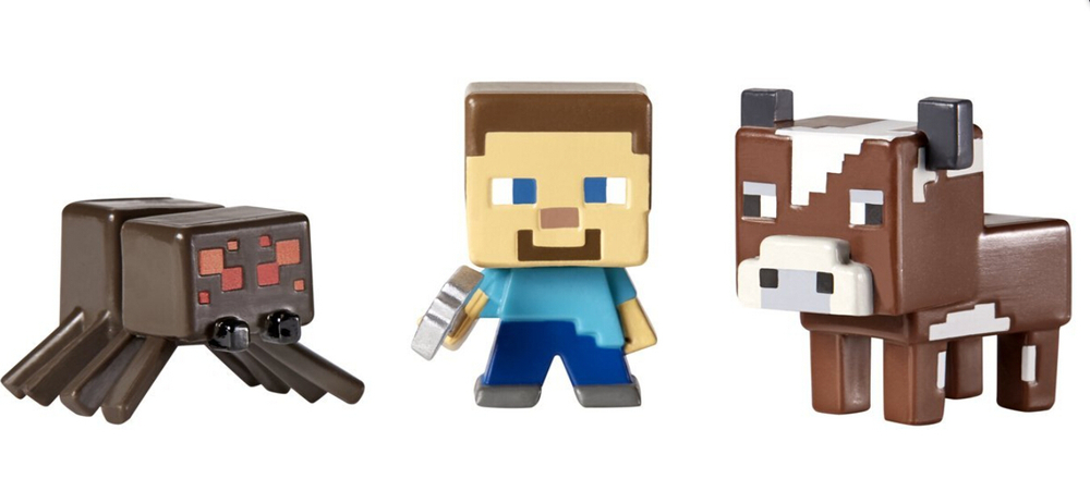mini figuer minecraft 4