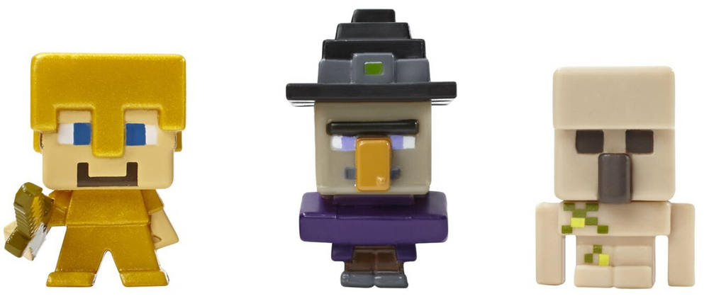 mini figuer minecraft 5